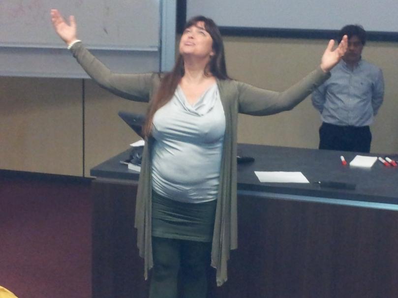 Irma Brouwer - Opera zangeres en coach