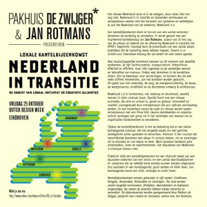 Flyer Nederland in Transitie