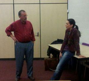 Jean-Paul Close vraagt Lotte van Lith hoe ze op Dabrowski is gekomen?