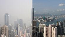 Luchtvervuiling is doodsoorzaak nummer 1 in de openbare ruimte
