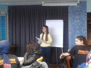 Oefenen met inzicht en presentatie