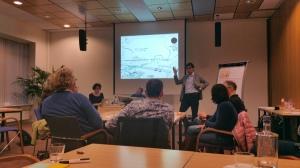 Multidisciplinair overleg over groen en water in Eindhoven