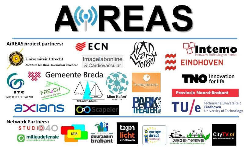 AiREAS 5 jaar logo slide V4