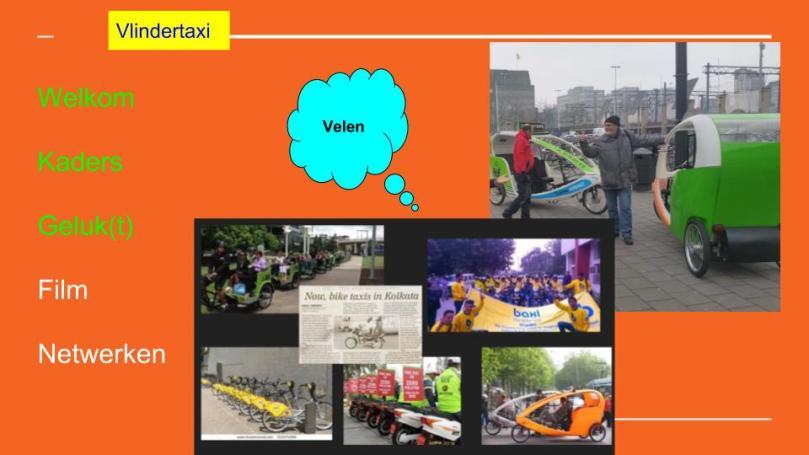 Geluk(t) taxi