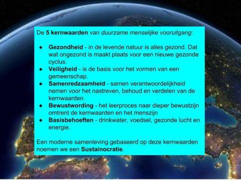 5 kernwaarden